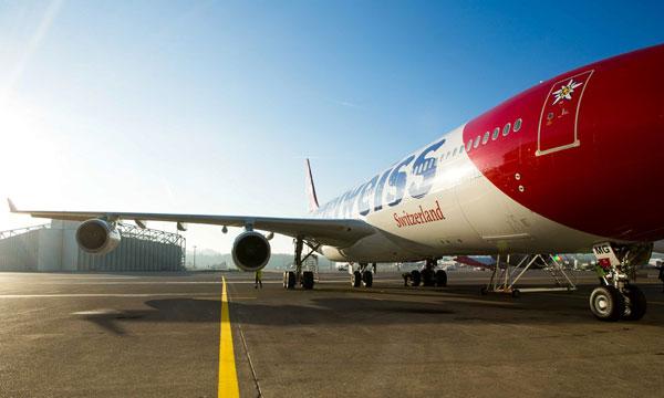SR Technics va réaménager l'ensemble des Airbus A340 destinés à Edelweiss