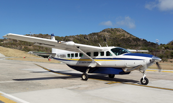 Mro Support St Barth Commuter Lands Far 145 Contract With The Faa