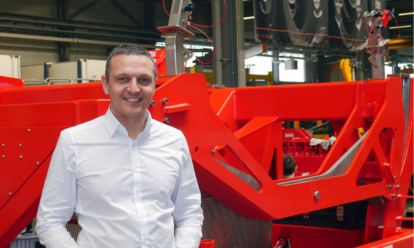New challenges for Dedienne Aerospace