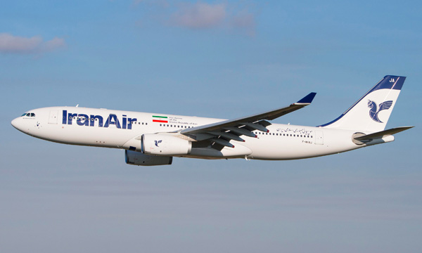 Picture : Iran Air receives its first Airbus A330