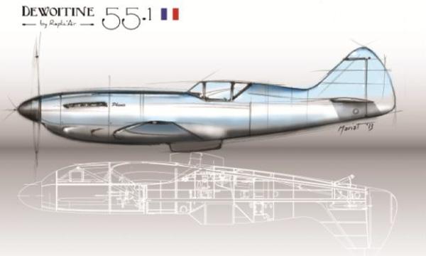 Assystem : l'impression 3D va permettre de faire voler un chasseur Dewoitine 551