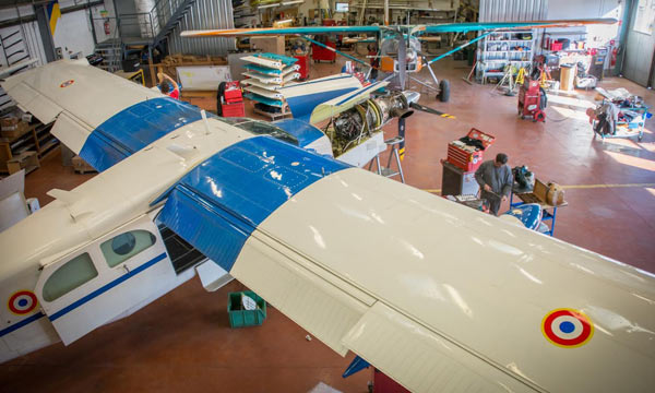 Les Pilatus PC-6 de l'ALAT fêtent leurs 30 000 heures de vol