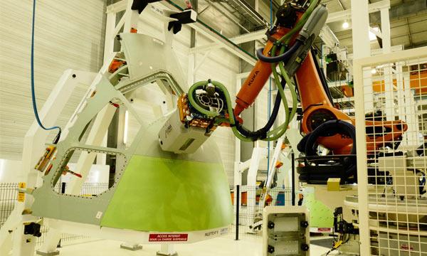 Méaulte, navire amiral de la digitalisation de Stelia Aerospace