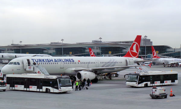 Ordinateurs interdits : Turkish Airlines annonce des mesures confort