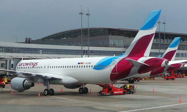 LHT provides extensive engineering services the cabins for the conversion of 33 Air Berlin aircraft for Eurowings