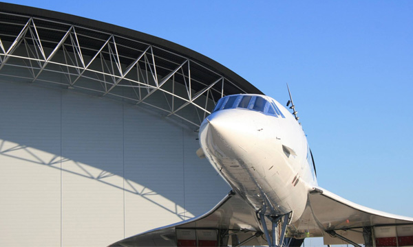 Aeroscopia & Airbus Heritage : les « porteurs d'Histoire »