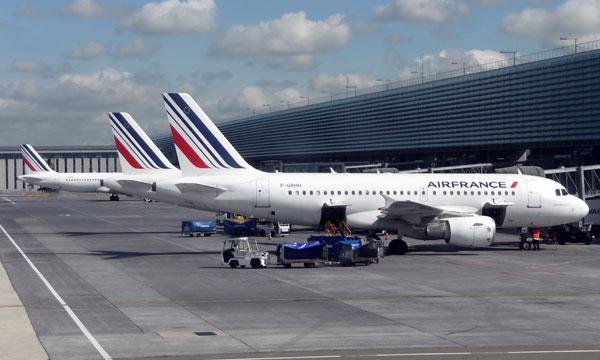 Vols annulés à Genève Aéroport à cause de la grève en France