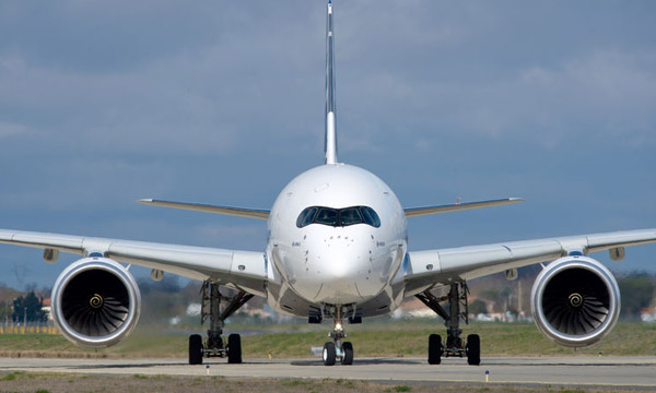 China Southern commande 20 A350-900 pour 6,2 milliards de dollars