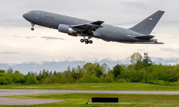 Boeing avance dans les essais du KC-46A