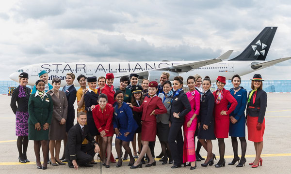 Star Alliance, la 1ere alliance mondiale de compagnies aériennes fête ses 20 ans
