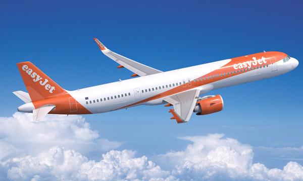 EasyJet se convertit à l'A321neo et recrute 450 pilotes