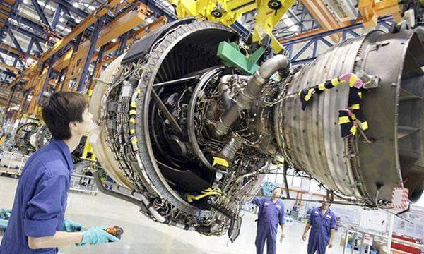 Comment Rolls-Royce fait face à la croissance à venir de l'activité maintenance