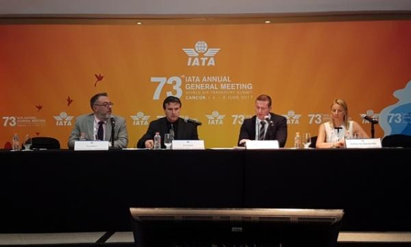 Le « laptop ban » au coeur des préoccupations de l'IATA