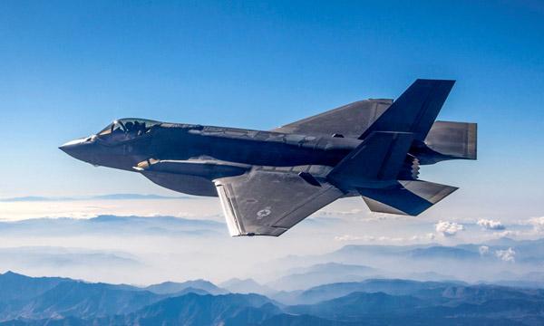 Nouvel écran Elbit pour le F-35