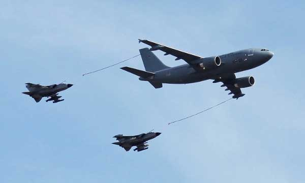 L'Allemagne retire ses Tornado et son A310 MRTT de Turquie