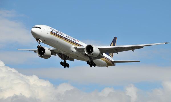 Les A380 de Singapore Airlines quittent Paris
