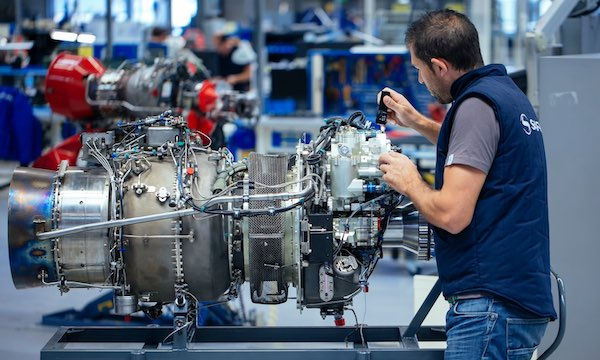 Bourget 2017 : L'Easa certifie l'Ardiden 3G de Safran Helicopter Engines