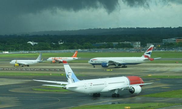 Bourget 2017 : le transport aérien inspiré par la prudence dans un monde incertain