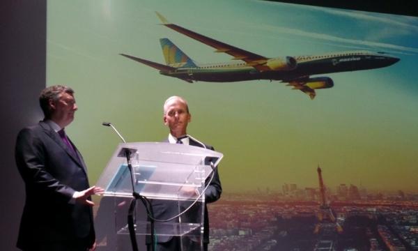 Bourget 2017 : GECAS commande 100 Airbus A320neo