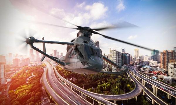 Bourget 2017 : Airbus Helicopters lève le voile sur le Racer