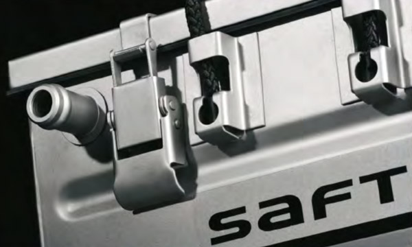 A highly charged Paris Air Show for Saft aviation battery solutions