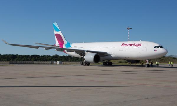 Eurowings ouvre sa seconde base long-courrier à Munich