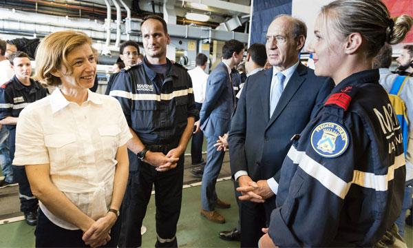 Florence Parly détaille ses priorités à la Défense