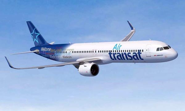 Air Transat va louer 10 Airbus A321neo à AerCap