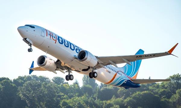 Le Boeing 737 MAX arrive au Moyen-Orient