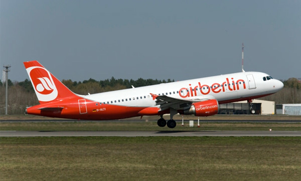 Air Berlin files for insolvency but keeps flying