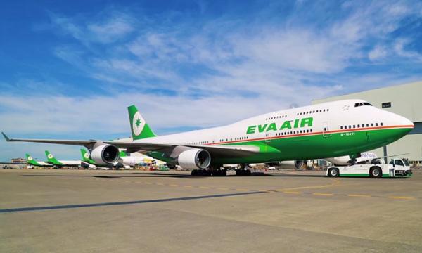 EVA Air se sépare de ses derniers Boeing 747-400