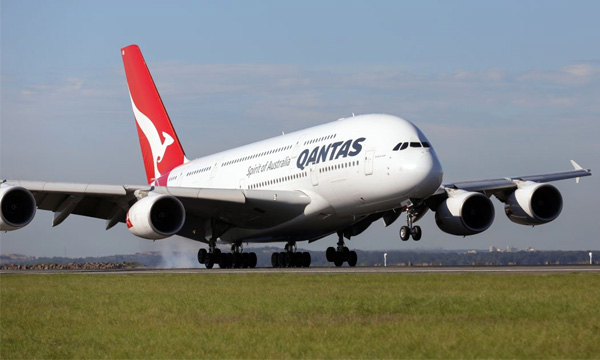 Qantas reconfigure ses A380 pour augmenter son offre premium