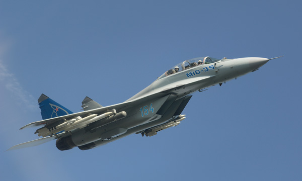Russie : Sukhoi et MiG ne feront qu'un en 2019