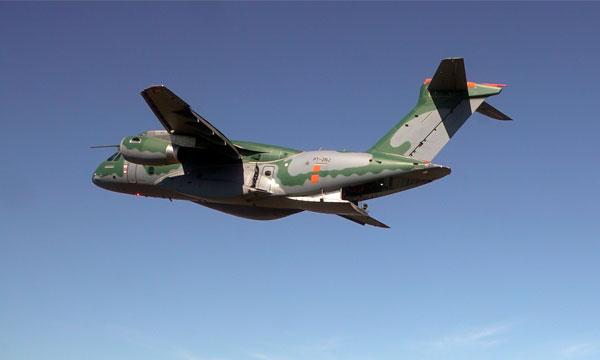Premier contrat export pour le KC-390