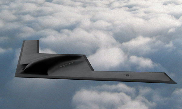 Le programme ASAPTR de l'US Air Force est lancé