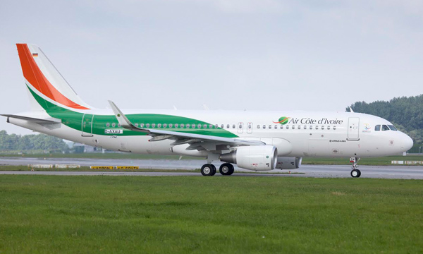 Air Côte d'Ivoire's A320s switch to Safran Electronics & Defense's WEFA system