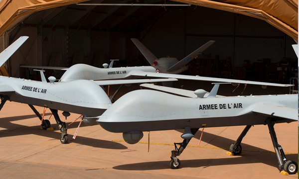 La France lance l'armement des MQ-9 Reaper