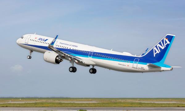 ANA lance l'A321neo motorisé par Pratt & Whitney