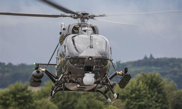HForce vole à bord du H145M