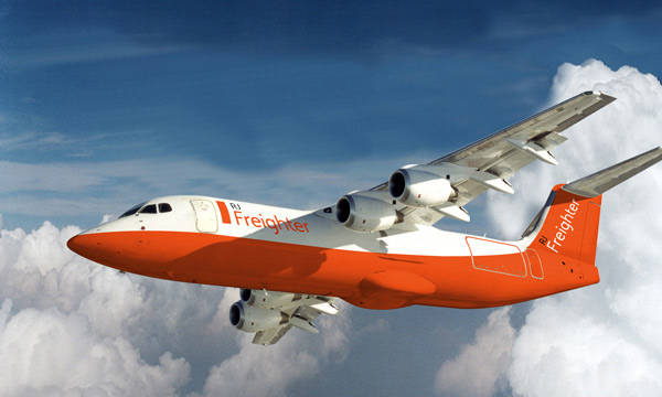 BAE Systems abandons its RJ100 cargo conversion programme