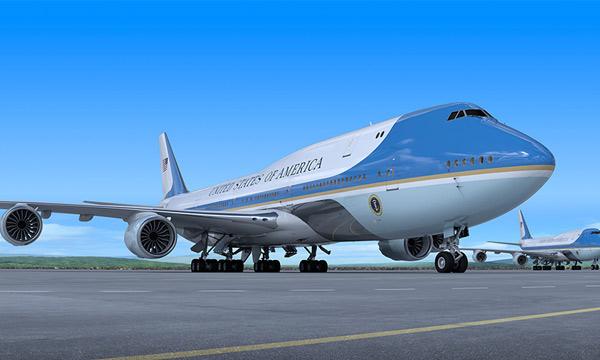 Premier contrat préliminaire pour le prochain Air Force One