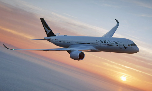 Cathay Pacific modifie sa commande d'A350