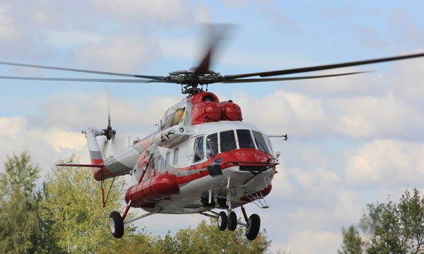 Russian Helicopters multiplie les annonces