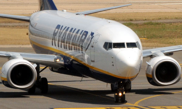 Ryanair cabin crew in five countries to strike on Sept 28