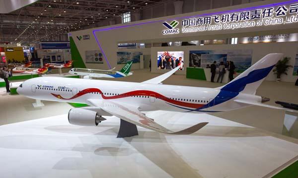 Chine et Russie s'entendent sur les moteurs du futur C929