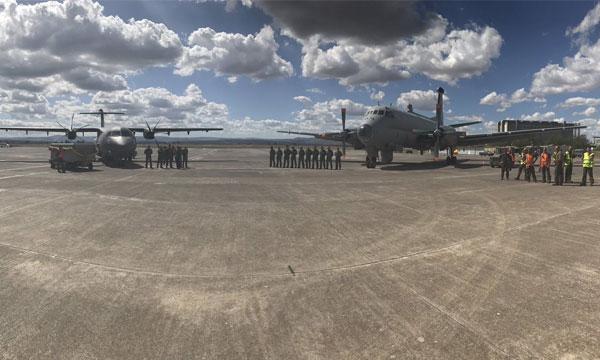 L'Italie met en service le P72A
