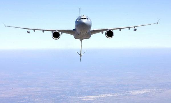 L'A330 MRTT de l'armée de l'air s'invite au défilé du 14 juillet