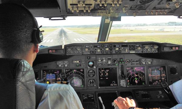 Y aura-t-il un pilote dans l'avion ?