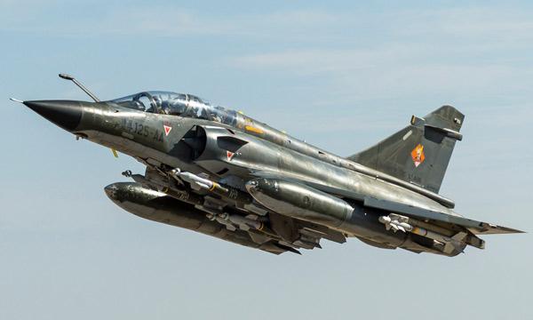 Un Mirage 2000N de l'armée de l'air s'écrase au Tchad