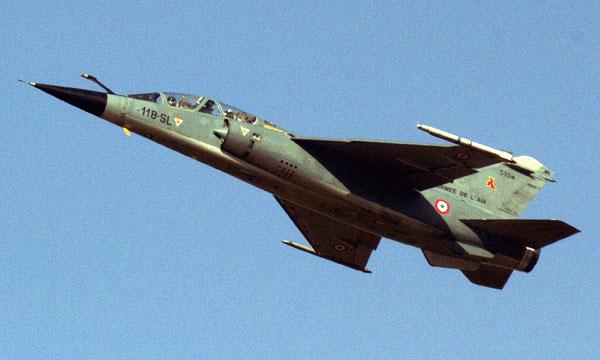 La France revend de nouveau des Mirage F1